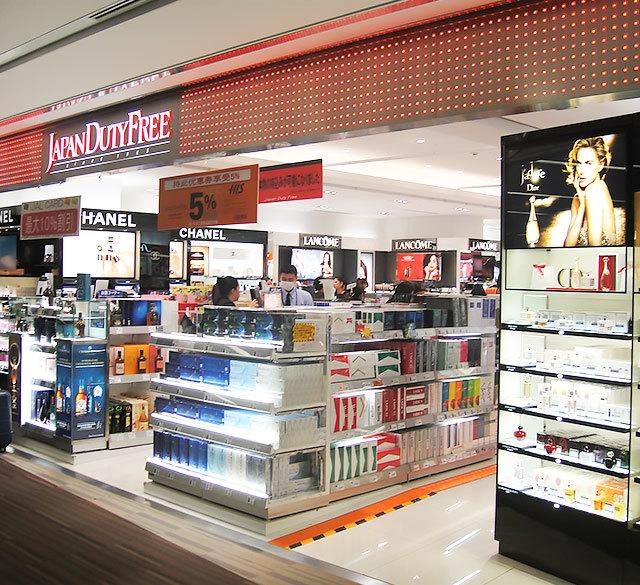 成田国际机场T2免税店 Japan Duty Free(本馆店)