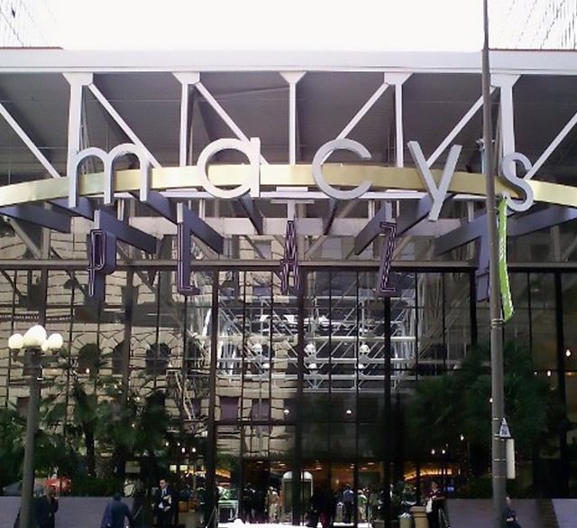 梅西百货(洛杉矶市中心店)