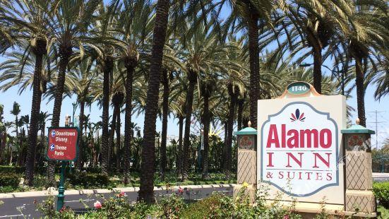 Anaheim Alamo Inn & Suites