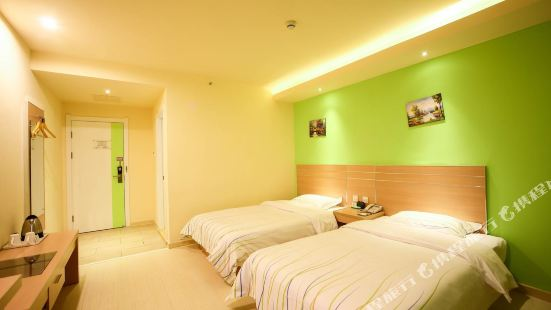 Heng 8 Hotel Hangzhou Tonglu South Yingchun Road