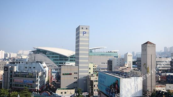 Platinum Hotel Busan