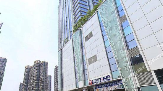 南昌蘭桂坊公寓式酒店