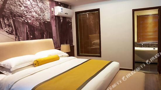 더먼 런리 부티크 호텔 - 청두 우펑지점
