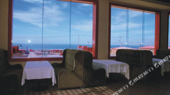 青海湖雲朵酒店