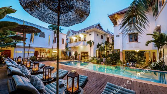 Mane Boutique Hotel & Spa Siem Reap