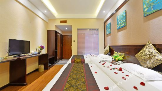 Guocuiyuan Lvju Hotel