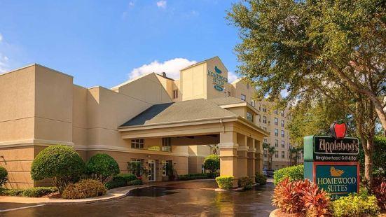 奧蘭多北梅特蘭希爾頓欣庭套房酒店