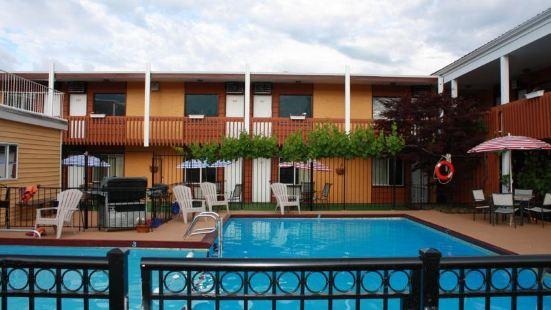 Sahara Courtyard Inn Penticton