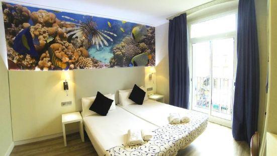博克里亞旅館
