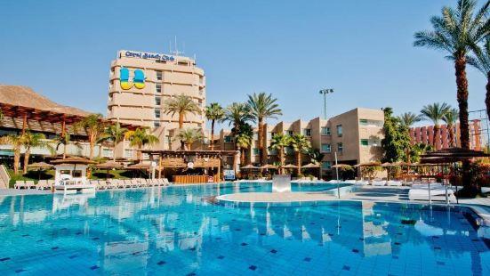 埃拉特U珊瑚海灘俱樂部全包酒店