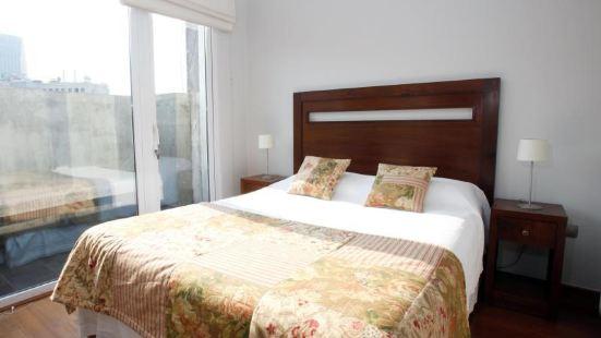 拉斯特利亞43-61酒店