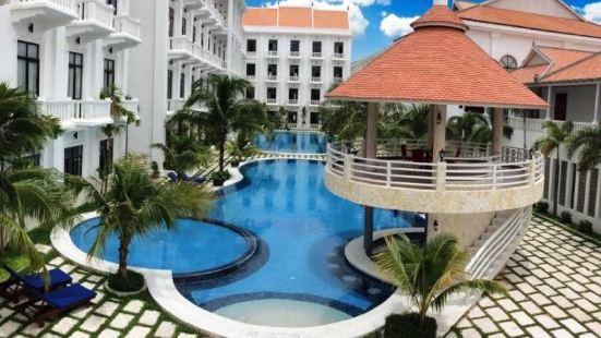 アシャラ パレス リゾート&カンファレンスセンター シェムリアップ