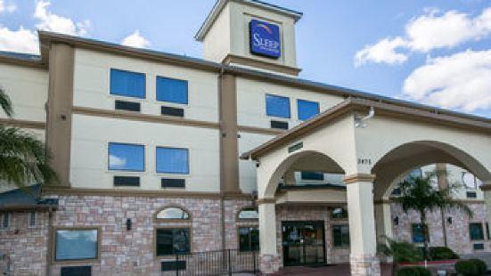 休斯頓舒眠旅館和套房