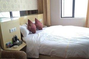广州金莎大酒店(圆床房-带电脑)