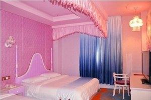 广州亚特兰酒店【寒假周末含早】公主王子豪华房
