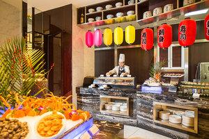 杭州华辰国际饭店(自助晚餐)
