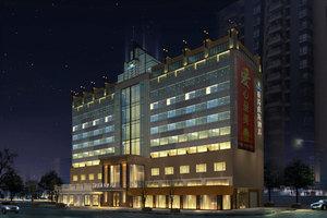 广州番禺戴斯酒店(商务大床房-3小时)