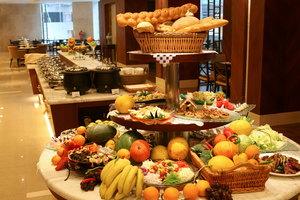 南京国际会议大酒店(玫瑰园单人自助午晚餐)