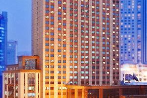 上海宾馆(主楼高级房+上海外滩AR体验馆2人)
