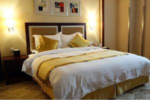 上海沪华国际大酒店(标准大床房或标准双人房-4h
