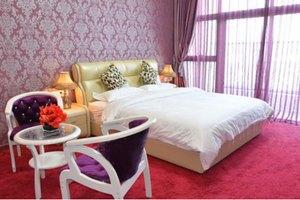 广州迈哈顿国际公寓(M豪华大床房)