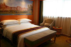 维也纳酒店(上海五角场店)(豪华房-12小时)