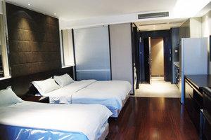 南京凯润5号酒店公寓(精品双床房)