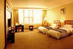 泉州金威假日酒店(豪华双床房)