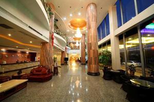 上海旗山大酒店(中式早餐)