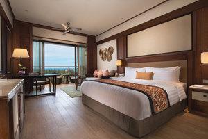 三亚香格里拉度假酒店-豪华景观房+接送机+乐园