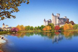 北京星河湾酒店(【含双早】贵宾楼豪华套房)