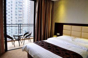 重庆达沃斯酒店(普通单间)
