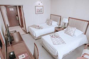 上海中福大酒店(【含早】豪华房)