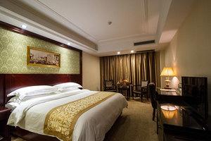 维也纳酒店(桂林火车站店)【含早】豪华大床房+2张漓江三星游船船票