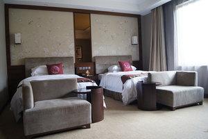 大连东泉假日酒店(【含早】标准双床房+双人温泉)