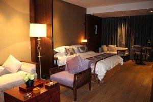 泉州东南半岛酒店(【双早】行政大床房)