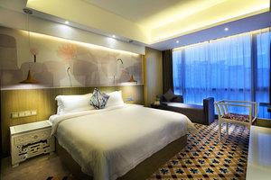 柏高酒店(广州体育西路地铁站店)商务/高级房4小时