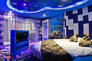 逅海主题酒店(上海世博园店)(一等舱-4小时)
