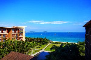 三亚亚龙湾红树林度假酒店(【直营】豪华园景房+双人潜水+亲子旅拍+泰式甜品)