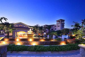 广州美林湖温泉大酒店(【含早】豪华大床房+正餐)