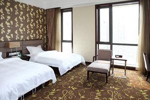 北京教文大酒店(【提前一天】高级双床房)