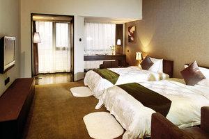 【含早】湖南茉莉花国际酒店(高级双床房)
