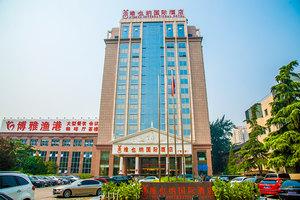 维也纳国际酒店(北京广安门店)高级大床间