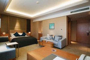 南京新城商务酒店(豪华大床间+双早)