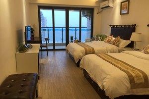 诺盟酒店公寓(广州白云机场空港国际店)(双床房)