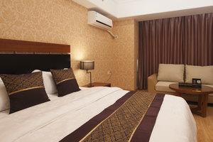 南京途家斯维登度假公寓(江宁万达广场)(商务大床房