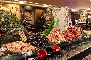 广州卡威尔酒店(科芬园双人自助晚餐)