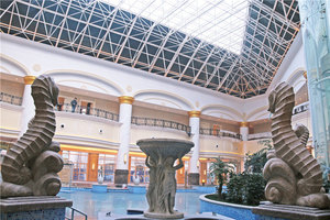 北京新华联丽景温泉酒店(豪华房+温泉+晚餐+早餐)