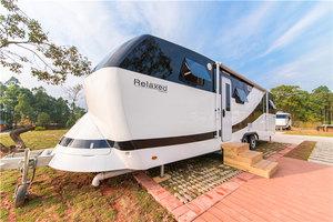 美的鹭湖汽车营地酒店(家庭房车房+鹭湖探索王国+安纳西)