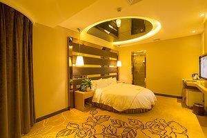 北京行者居酒店(周末节假日通用・含早主题圆床房)